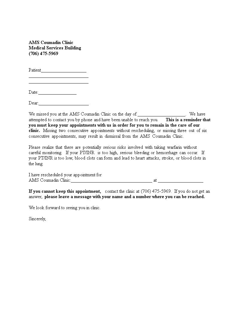 Request For Job Appointment Letter Sample Main Image