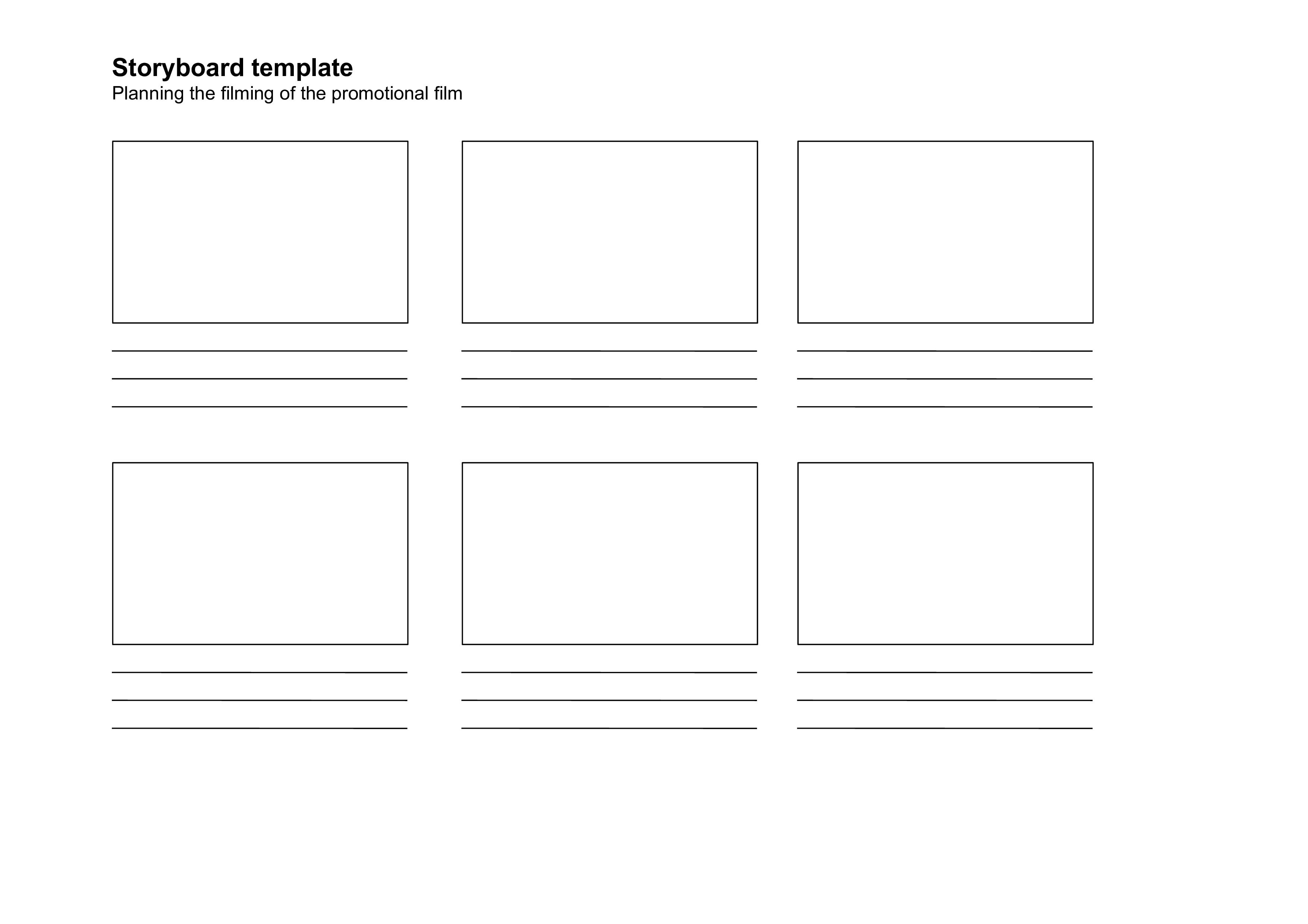 Proposal Storyboard
