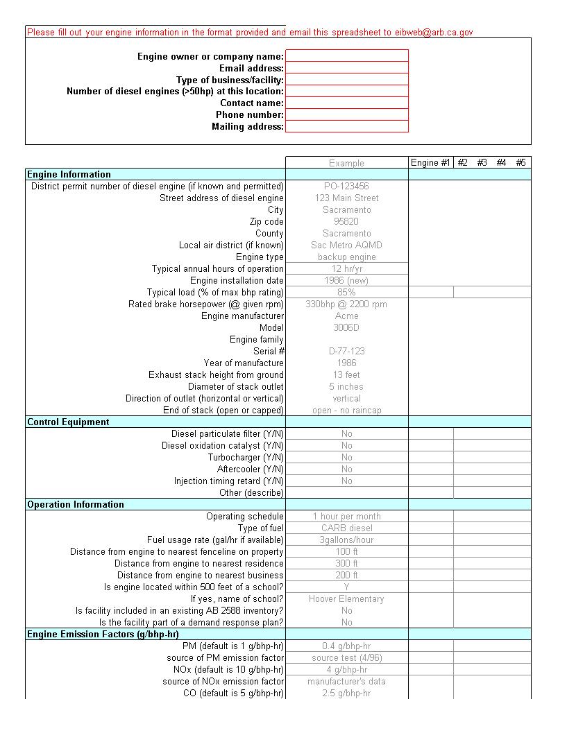 Excel Inventory Spreadsheet | Templates at allbusinesstemplates.com