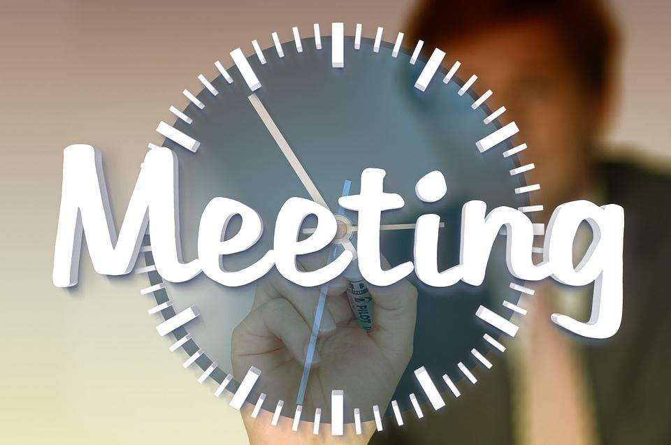 meeting topics template
