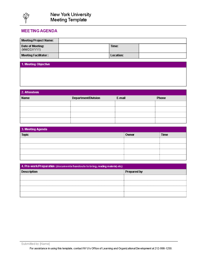 15/03/2016·  download word template. Project Meeting Agenda In Word Templates At Allbusinesstemplates Com