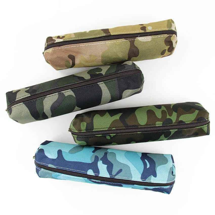 Camouflage-Canvas-Case-Zipper-Pouch-4-Colours-Choice-132408983044