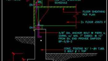 ☆【Construction Details 2】☆ – Free Autocad Blocks & Drawings