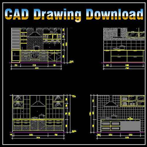 Kitchen Design Software Free: Free Cad Blocks & Drawings