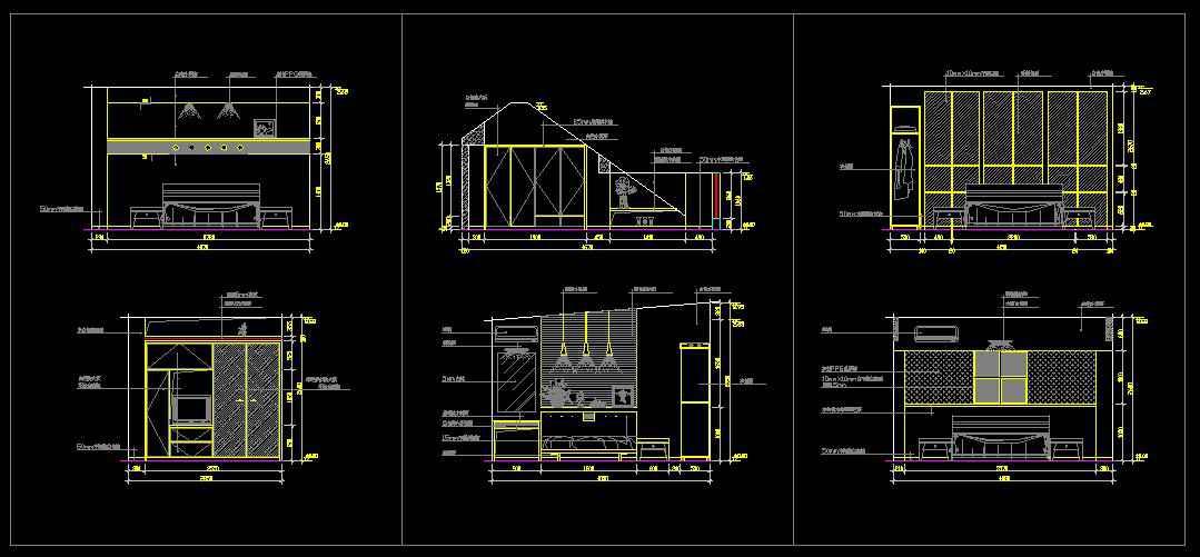 p32 master bedroom design template 05 - Bedroom Design Template