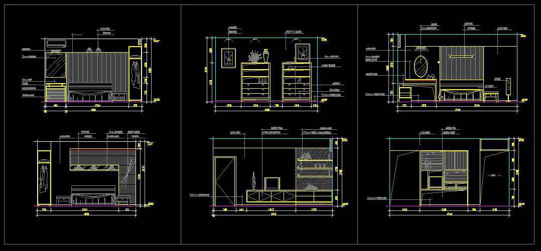 p32 master bedroom design template 06 - Bedroom Design Template