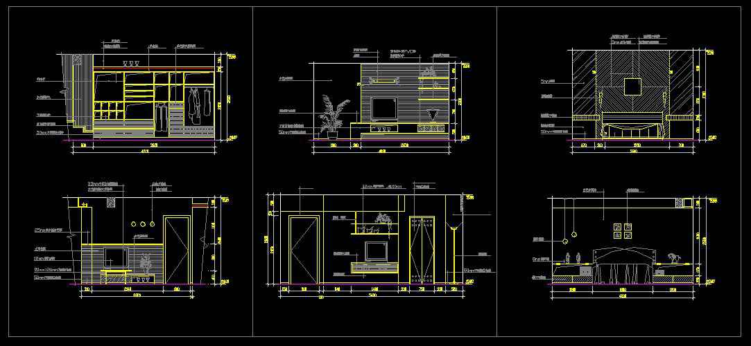 Master room design template free cad blocks drawings for Bedroom design template