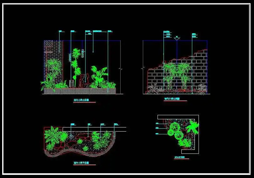 Landscape Design】★ - Free Autocad Blocks & Drawings ...