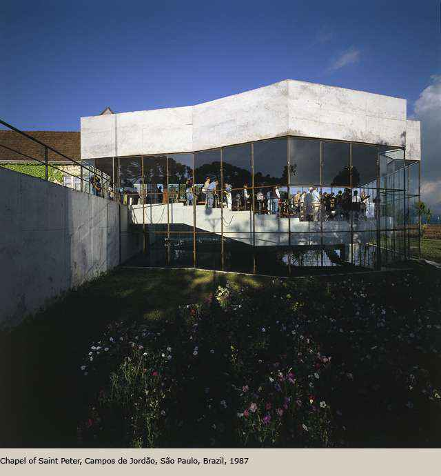 Pritzker Architecture Prize 2006 Paulo Mendes 183 Da Rocha