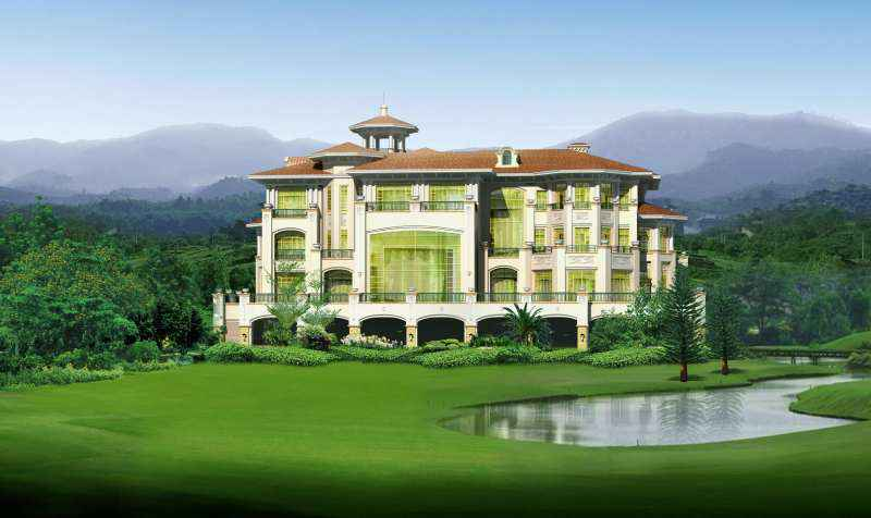 Luxury home plans 4 free cad blocks drawings download for Luxury home descriptions