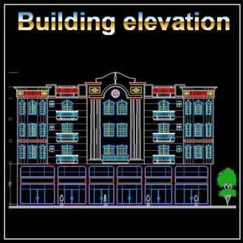 Building ElevationBuilding Elevation