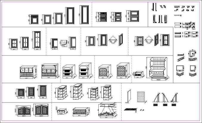 System cabinets cad v 1 free cad blocks drawings for Free online cad system