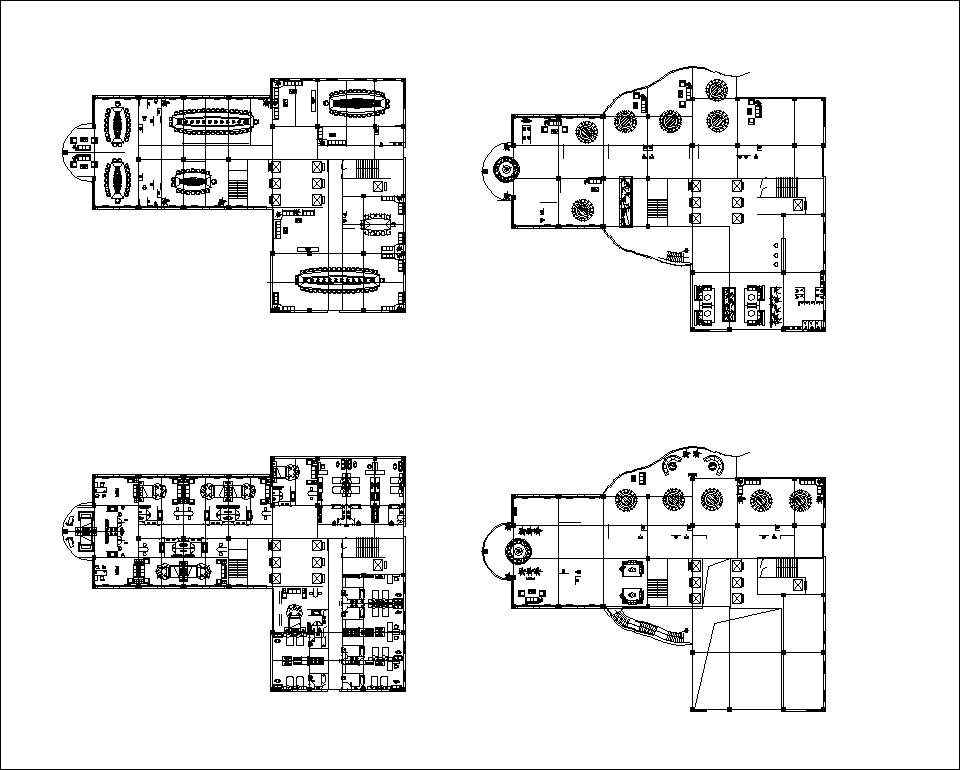 Hotel Cad Drawings