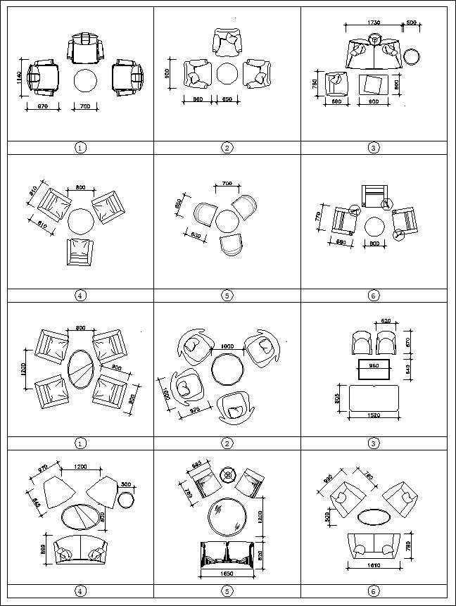 Sofa Cad Blocks Set Free amp Drawings Download