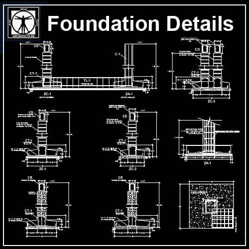 Foundation Details V1