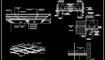 Ceiling Details V1 Free Autocad Blocks Drawings Download