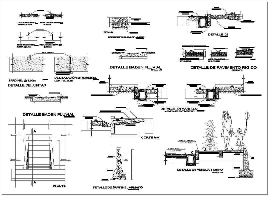 Floor Details Free Autocad Blocks Amp Drawings Download Center