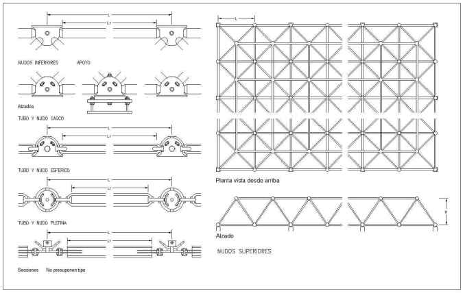 Steel Structure Details 4 Free Cad Blocks Amp Drawings
