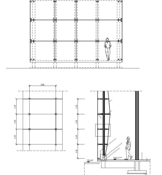 Free Curtain Wall Details Free Cad Blocks Amp Drawings