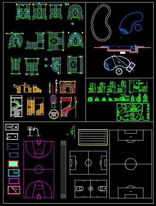 All Landscape Blocks - Download AUTOCAD Blocks,Drawings ...