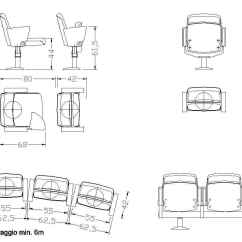 Theater Chair Cad Block Kmart Tables And Chairs Free Cinema Blocks Drawings Download