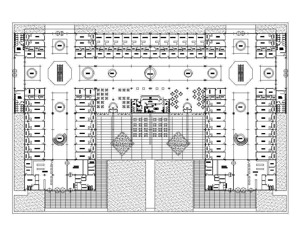 supermarket plan design  free cad blocks  drawings download center. supermarket plan design