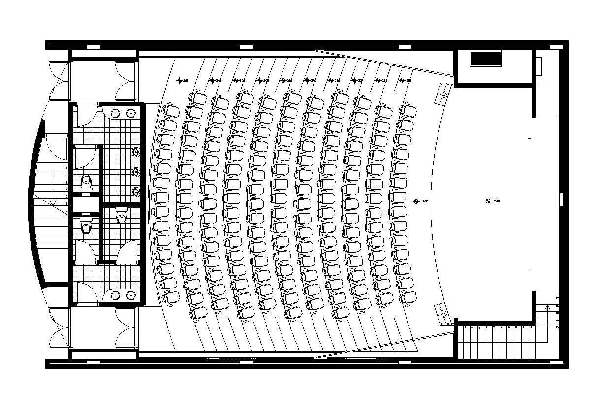 theater chair cad block bedroom lounge free auditorium plan blocks and drawings download