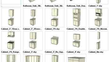 Sketchup Trees 3D models download – Free Autocad Blocks & Drawings