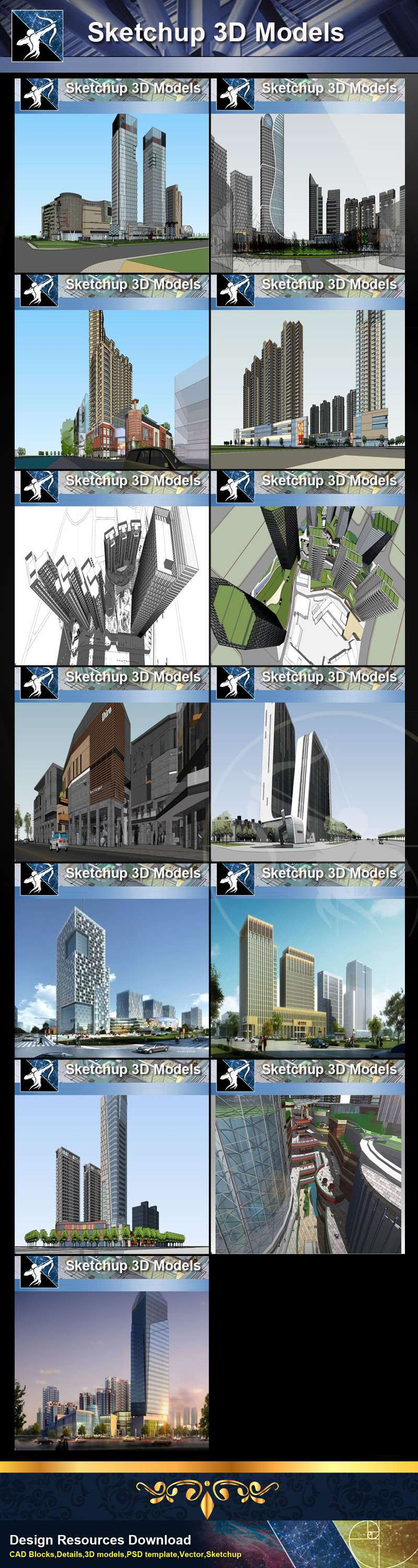☆Best 13 Types of Skyscraper Architecture and tall buildings ...