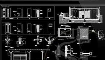 Plumbing Details – Free Autocad Blocks & Drawings Download Center