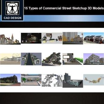 ☆3D Sketchup models – Free Autocad Blocks & Drawings