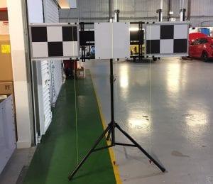 AVTR941 in Honda Car workshop