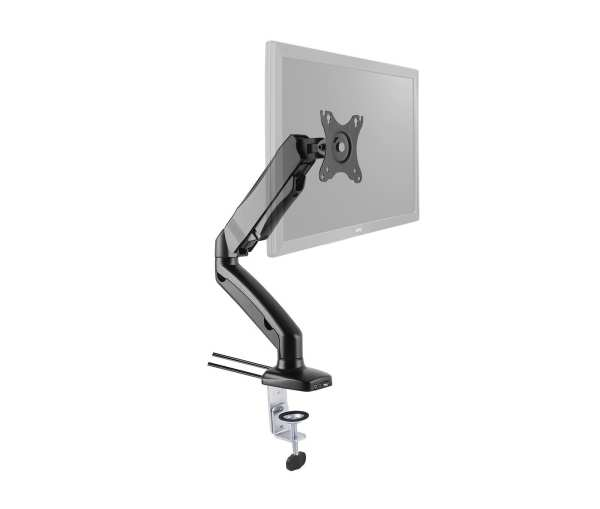 AVU31S gas spring Single LCD monitor arm stand