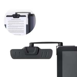 dc01 over-monitor A4 document clip copyholder