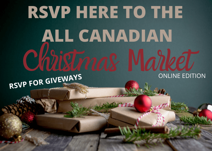Christmas Market RSVP Ad