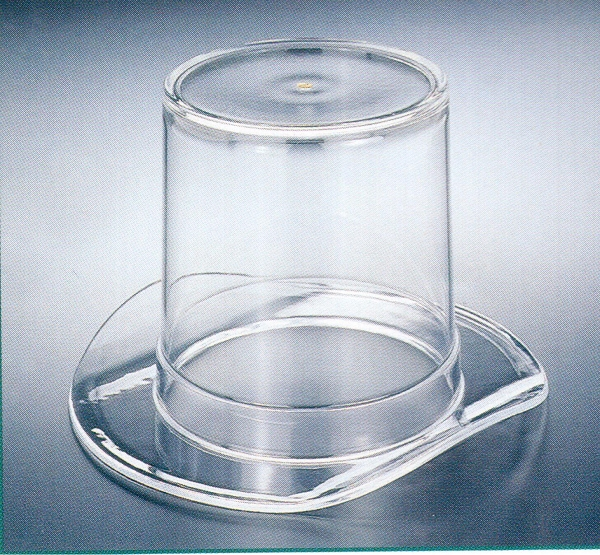 Clear Top Hat Candy Dish  Acrylic Candy Containers  Unique