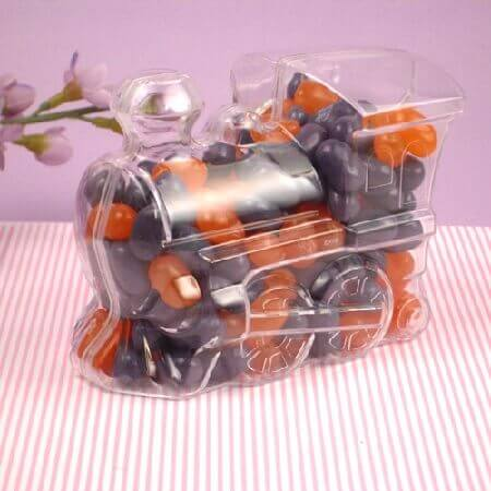 Train Candy Box  Plastic Candy Containers  Shaped Gift Box