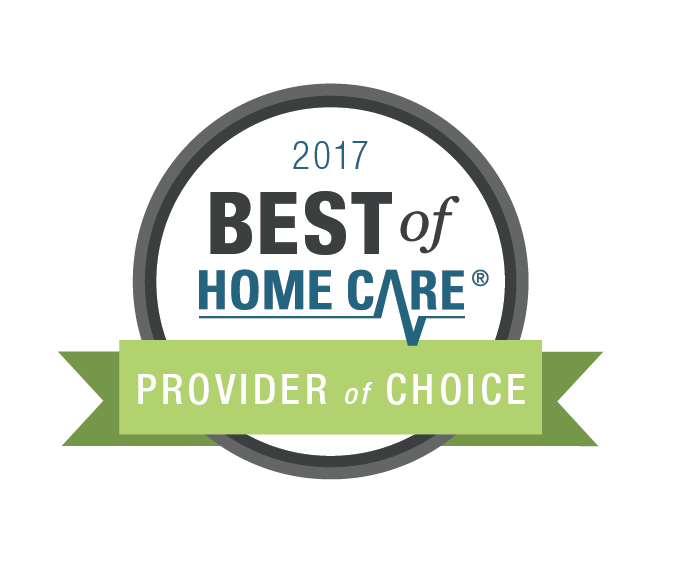 image of provider of choice 2017 logo