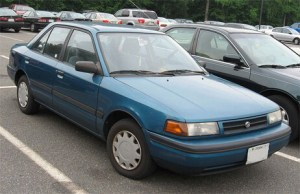 Mazda 323 Protege Workshop Manual 1989  1994 BG Free