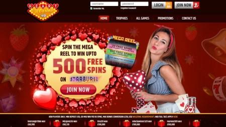 heart of casino