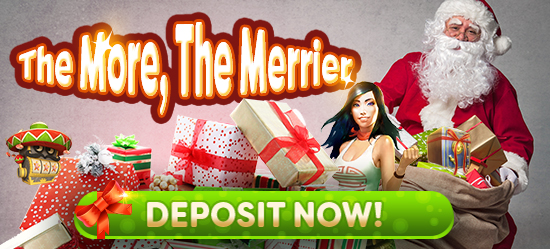 Daily Christmas Free Spins for You
