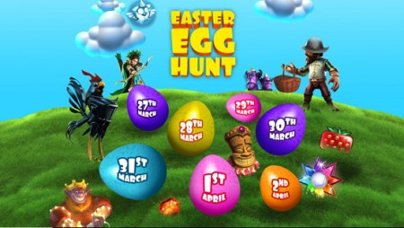 Celebrate Easter With New Slot Site Delicious Slots Exclusive Easter Offers