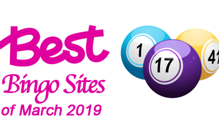 Top 3 bingo sites for the month of March 2019