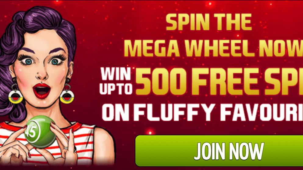 Free spins bingo sites Lady love Bingo