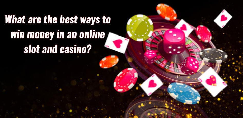 online slot and casino