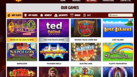 heart of casino games