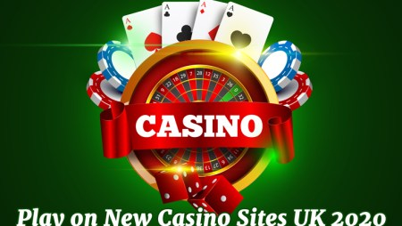 New Casino Sites UK 2020