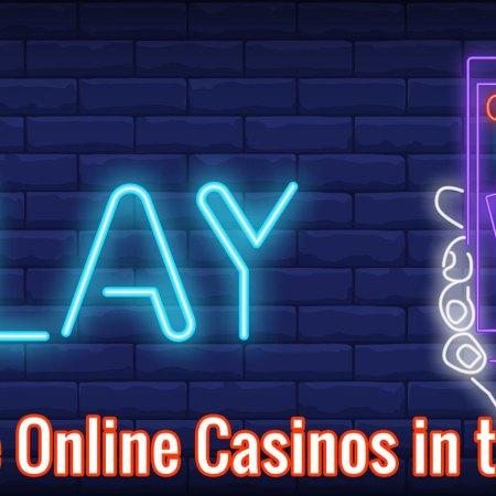 Best mobile online casinos in the UK 2020
