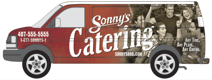 Sonnys BBQ Catering Menu Prices  2015 Sonnys BBQ