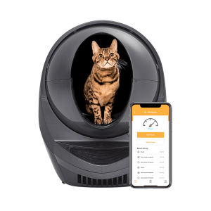 Automated Cat Care – The Future is Here